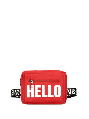 Picture of Women's Waist Bag Letter Pattern Fashion Design Chic Bag