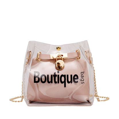Picture of Women's Crossbody Bag Ladylike Leisure Letter Design Trendy Bag