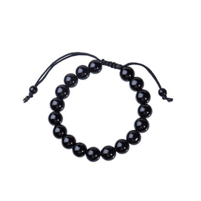 Picture of Obsidian Weight Loss Bracelet Adjustable Shaping Bracelet