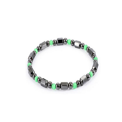 Picture of Natural Magnetic Weight Loss Fitness Bracelet Health Care Magnetic Therapy Weight Loss Bracelet