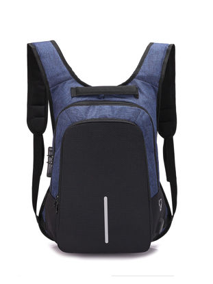 Picture of Men's Backpack Fashion Business Stylish Large Capacity Bag