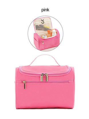 Picture of Cosmetic Bag Portable Waterproof Hanging Storage Organizer