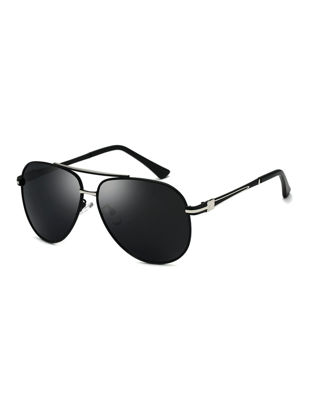 Picture of Men's Sunglasses Metal Frame Polarized Eyewear