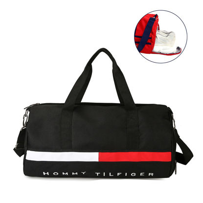 Picture of Women's Travel Bag Fashion Casual Stylish Large Capacity Multifunction Fitness Bag