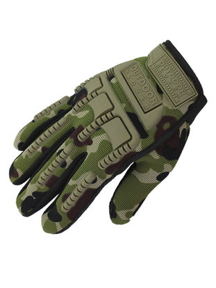Picture of Men's Full Finger Gloves Antiskid Durable Cycling Accessory