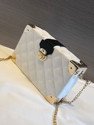 Picture of Women's Crossbody Bag Charming Geometric Design Chic All Match Bag