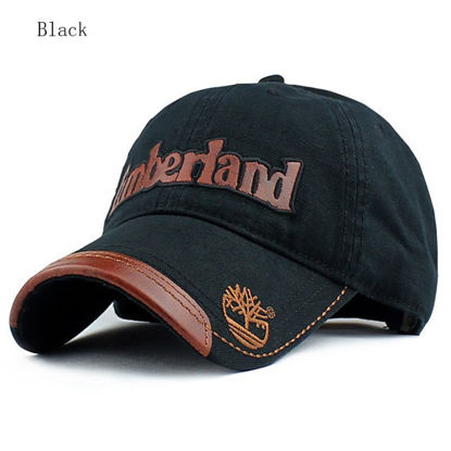 Picture of Men's Hat Letter Pattern Fashion All Match Baseball Cap