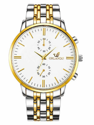 Picture of Men's Fashion Watch Pointer Display Business Quartz Watch Accessory