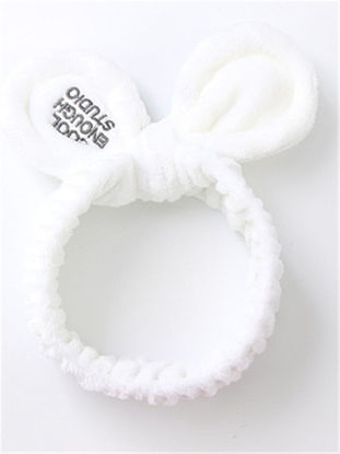 Picture of 1Pc Bath Hairband Adorable Design Bath Supplies Home Essential