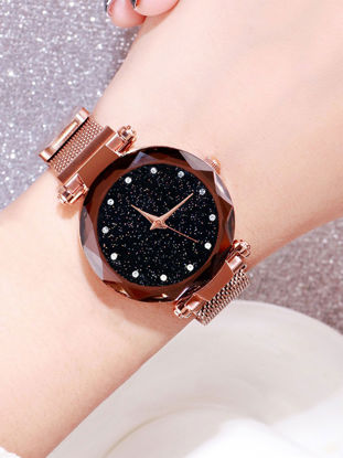 Picture of Women's Watch Exquisite Rhinestone All Match Quartz Watch