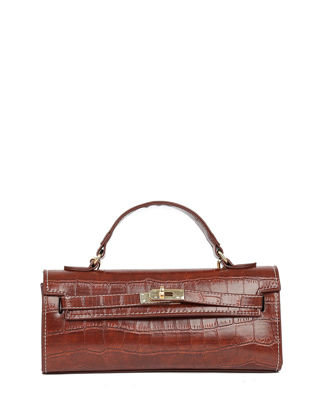 Picture of Women's Handbag Solid Color Vintage Stylish All Match Bag