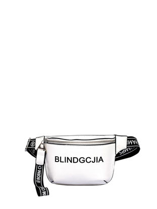 Picture of Women's Waist Bag Letter Print All Match Bag