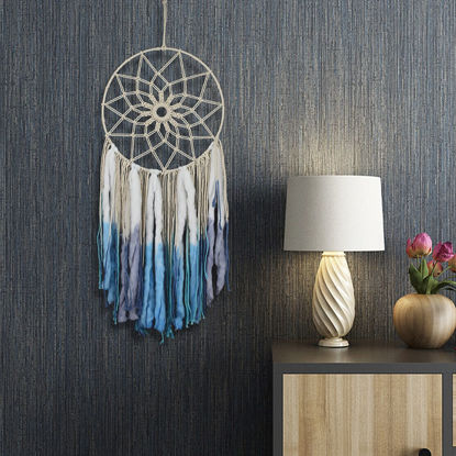 Picture of Tapestry Bohemian Style Hand Make Fashion Simple Wall Decor
