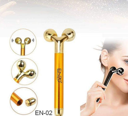 Picture of Face Golden Massager Roller Beauty En-02