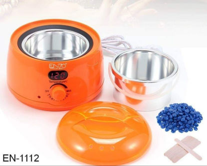 Picture of Enzo Hair Removal Wax Digital Heater En-1112