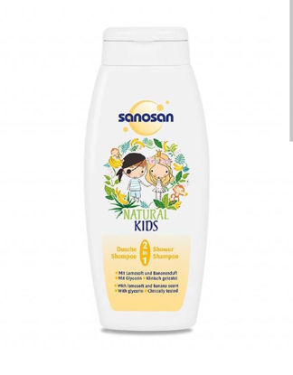 Picture of Bath and shampoo sanosan