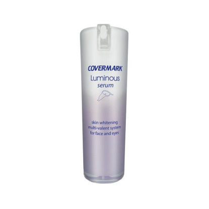 صورة covermark luminous serum skin whitening for face and eye سيروم مفتح للبشره