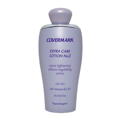صورة Covermark Extra Care Lotion No2 Pore Tightening Sebum Regulating Action لوشن عناية