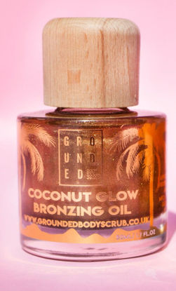 Picture of COCONUT GLOW SHIMMERING BODY OIL