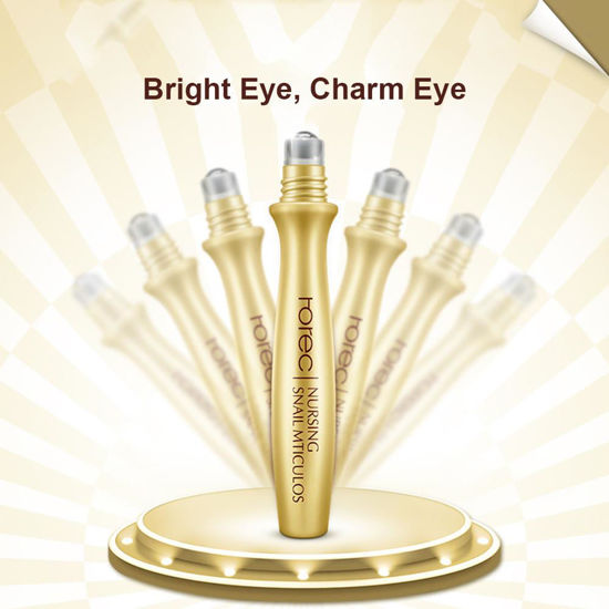 Picture of Eye Cream Ball Roller Anti-Puffiness Remove Dark Circle Serum Eyes Bag Fine Lines Anti-Wrinkle Anti-Aging Essence