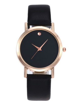 Picture of Women's Watch Nordic Style Extremely Simple Fashion Leisure Belt Quartz Watch