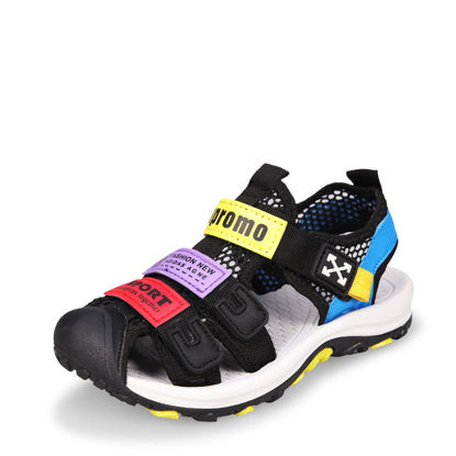 Picture of Boy's Sandals Closed Round Toe Anti-Skidding Shoes