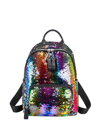Picture of Women's Backpack Sequins Decor Fashion All Match Back Bag