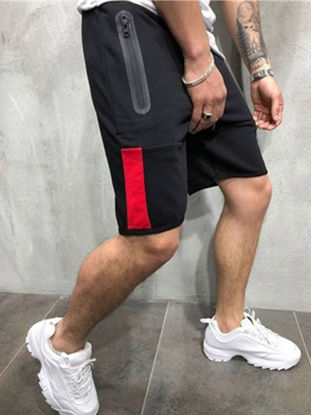 Picture of Men's Active Shorts Fashion Casual Loose Shorts