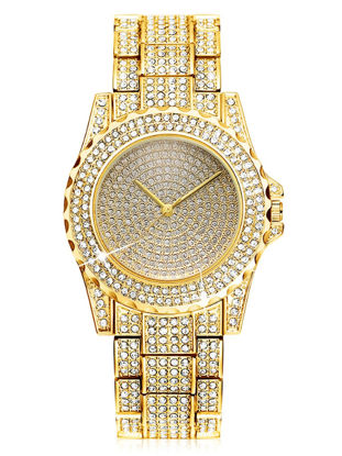 Picture of Men's Watch Fashion Rhinestones All Match Chic Accessory