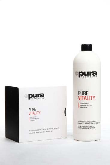 Picture of Set VITALITY SHAMPOO 1000 ML.& vitalising lotion hair loss protection