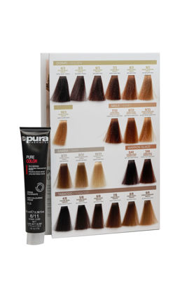 Picture of  Hair color Golden Colors