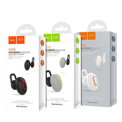 صورة Wireless Headset Hoco E28