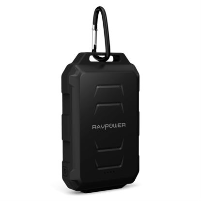Picture of RAVPower RP-PB044 10050mAhWaterproof Power Bank Camouflage Offline