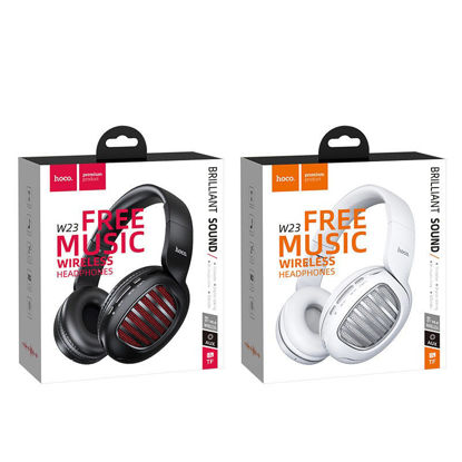 Picture of Wired and Wireless Headphones Hoco W23