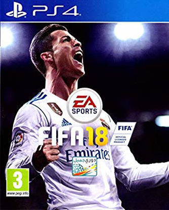 صورة fifa 18 Arabic version for PlayStation 4