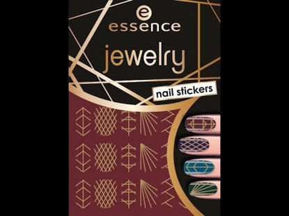 Picture of ESSENCE JEWELERY NAIL STICKERS 09 JEWELRY