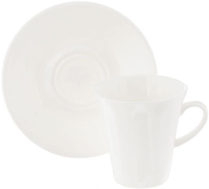 صورة 5 OZ | 160 ML COFFEE CUP & SAUCER