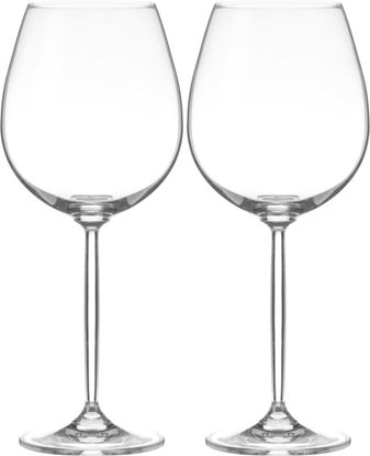صورة Wine Glass 21 oz | 630 ml Set of 2 in colour box