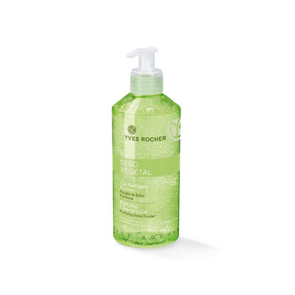 Picture of sebo vegetal cleansing gel