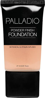 صورة PALLADIO PORCELAIN LIQUID FOUNDATION 02