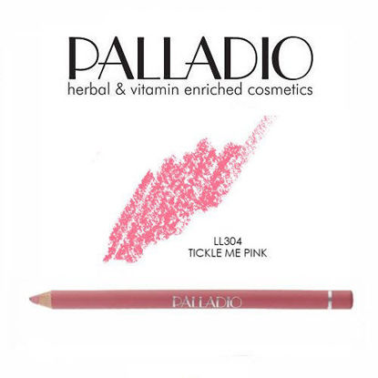 Picture of PALLADIO TICKLE ME PINK LIP PENCIL 304