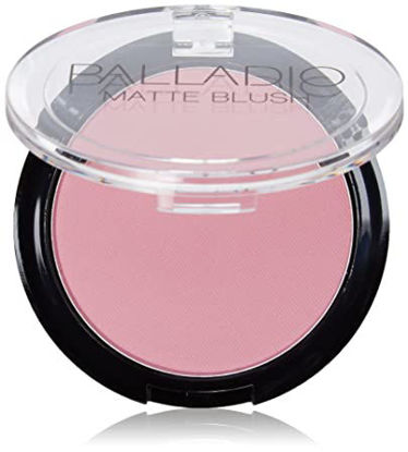 صورة PALLADIO MATTE BLUSH-BERRY PINK 01