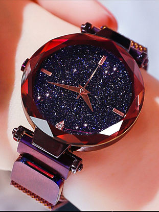 Picture of Women's Watch Magnet Buckle Stylish Elegant Watch Accessory