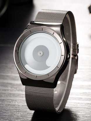 Picture of Men's Quartz Watch All Match High Quality Waterproof Casual Sports Watch Accessory
