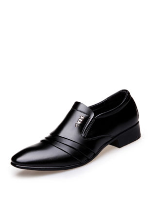 Picture of Men's Dress Shoes Business British Style All Match Comfort Formal Shoes