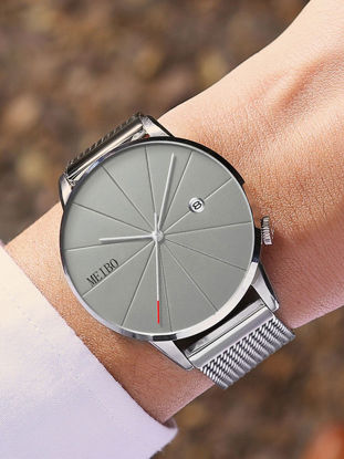 Picture of Men's Electronic Watch Brief Design Waterproof Chic Watch Accessory