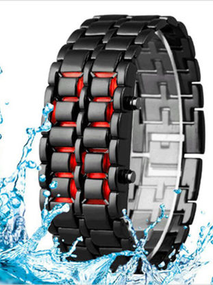 Picture of Men's Watch Creative Design Top Fashion All Match Exquisite Watch Accessory