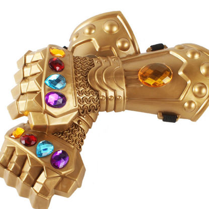 Picture of Kids Toy Gloves Infinity War Cosplay Toys For Child Party Game