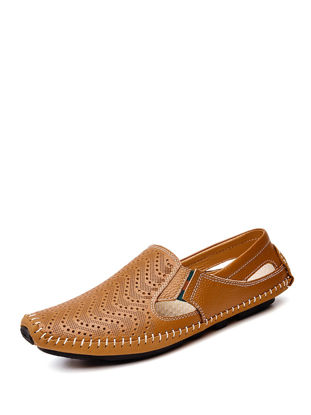 Picture of Men's Sandals Hollow Out Breathable All Match Comfy Shoes