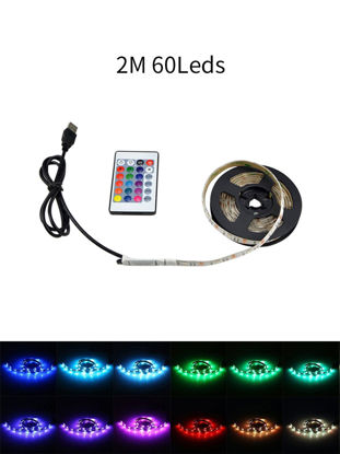 Picture of LED Light String Adjustable Brightness With 24 Key Remote Control High Quality Stylish LED Lamp